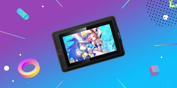Выгодно: графический планшет XP-Pen Artist 12 Pro всего за 17 271 рубль