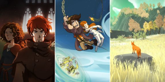 Epic Games Store раздаёт трилогию Deponia, The Pillars of the Earth и The First Tree