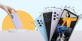 Разобрали новые смартфоны Samsung Galaxy A52 и A72. И вот, что у них внутри