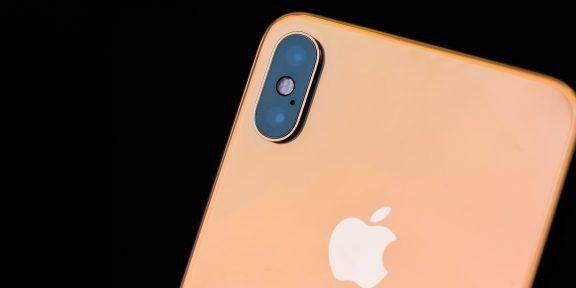Apple может выпустить iPhone без физических кнопок