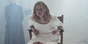 В 4-м сезоне «Рассказа служанки» антиутопия окончательно превратилась в слэшер. Очень тёмный и некрасивый