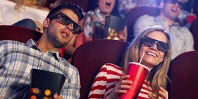 Пустят ли в кино со своей едой и куда её можно приносить с собой