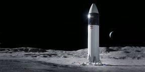 SpaceX Илона Маска отправит астронавтов на Луну