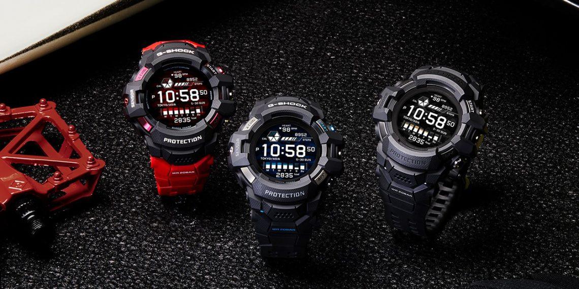 Casio выпустила первые умные часы G‑SHOCK на Wear OS от Google