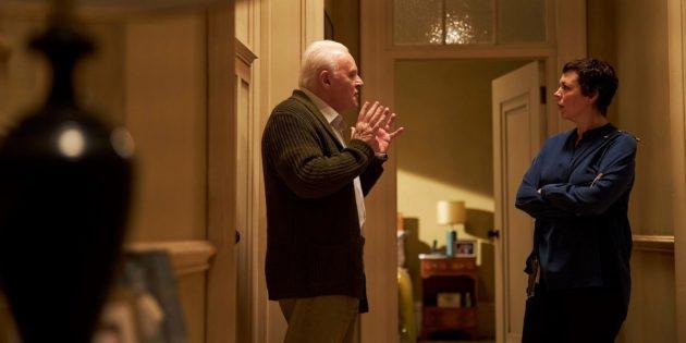 Кадр из фильма «Отец»
