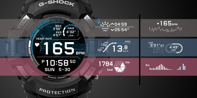 G-SHOCK Wear OS