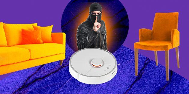 Компьютерная безопасность: могут ли злоумышленники взломать робот-пылесос?