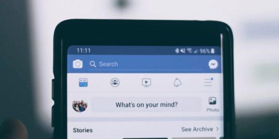Как экспортировать посты из Facebook в «Google Диск»