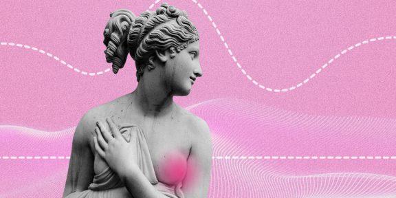 «Её будто насильно ко мне приклеили»: как я уменьшила грудь