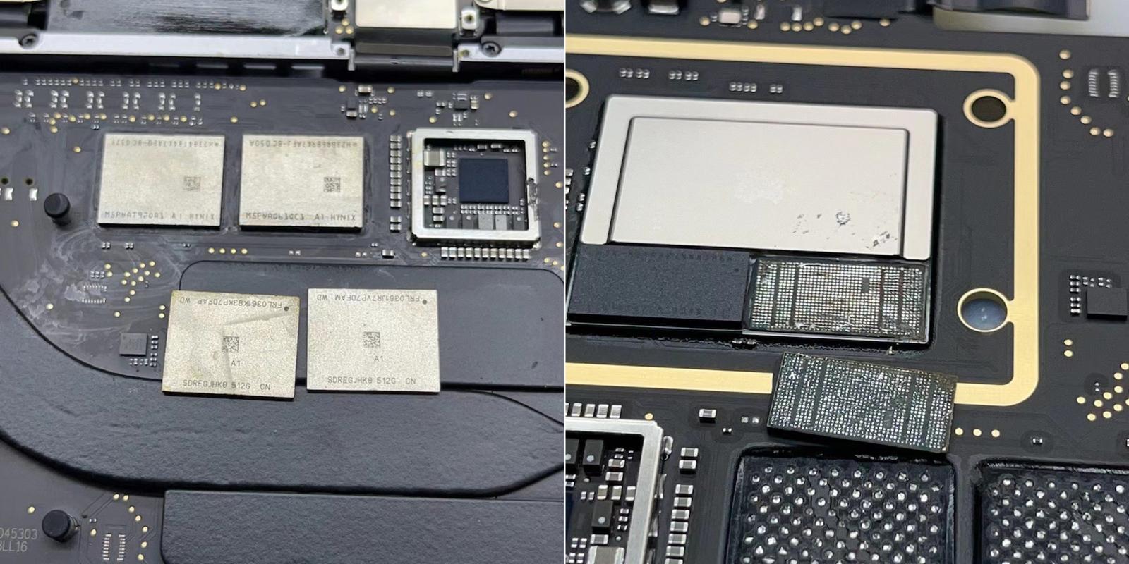 macbook m1 апгрейд