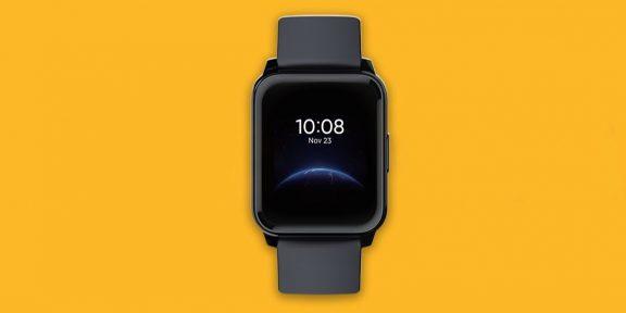 Realme Watch 2 представлены официально: 12 дней автономности, пульсоксиметр и мониторинг сна