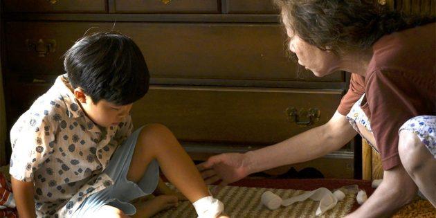Кадр из фильма «Минари»