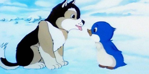Мультфильмы про птиц: «Приключения пингвинёнка Лоло»