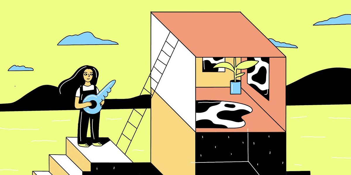 Как купить квартиру самой — пошагово