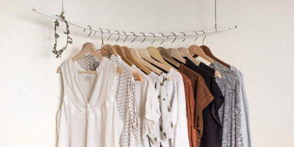 Как навести порядок в шкафу раз и навсегда: метод Мари Кондо