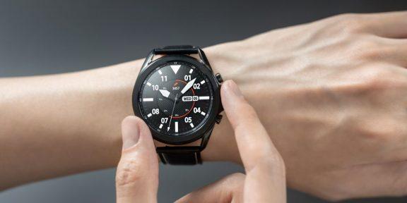 На часах Galaxy Watch в России появились функции измерения артериального давления и ЭКГ