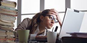 В Сети делятся советами, как справиться с завалами работы, когда сил уже не осталось