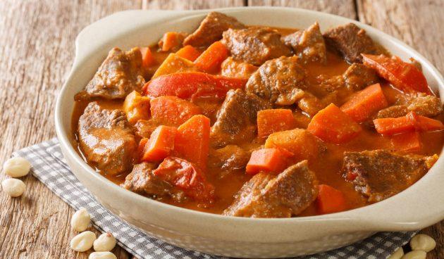 Маафе — оригинальное рагу из говядины и овощей
