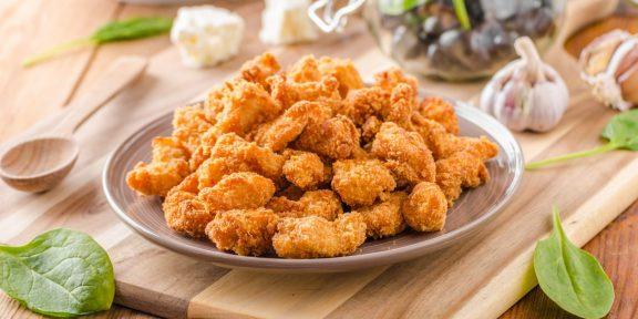 Думаете, приготовили из куриного филе всё? Здесь найдётся ещё кое-что интересное