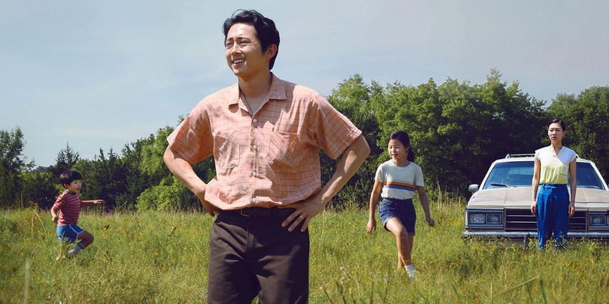 Победители BAFTA Film Awards 2021: «Минари»