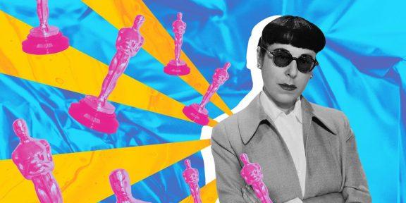 Как художница по костюмам выиграла 8 «Оскаров» и стала легендой Голливуда: история Эдит Хэд