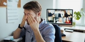 Зум-дисморфия: почему рабочие видеочаты подрывают самооценку и как с этим справиться