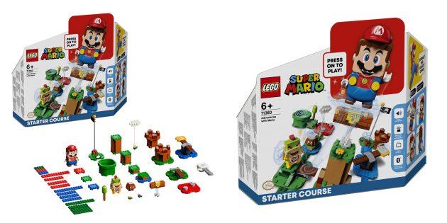 Lego Super Mario Стартовый набор