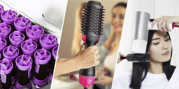 12 товаров с AliExpress для стильной укладки волос