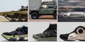 Дизайнер находит автомобили, удивительно похожие на кроссовки Nike: 15 фото