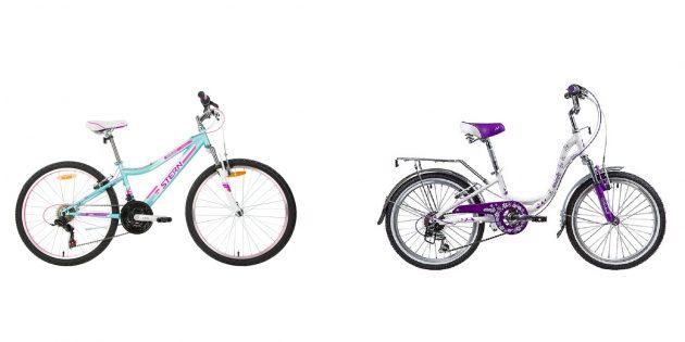 Подарки девочке на 10лет: велосипед