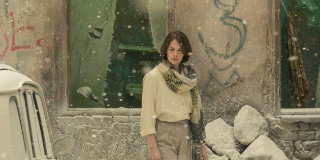Кадр из фильма «Осло»