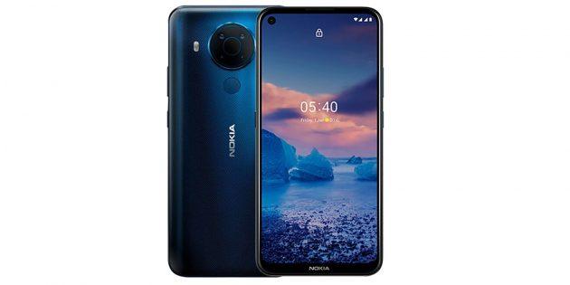 Смартфон Nokia 5.4