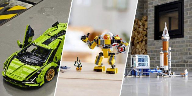 20 крутых наборов Lego c AliExpress, которые сейчас можно купить со скидкой