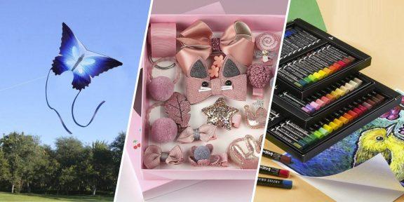 20 отличных подарков девочке на 10 лет