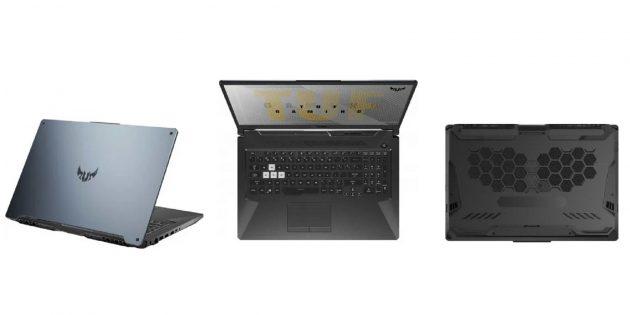 Ноутбук Asus FX706LI-H7041