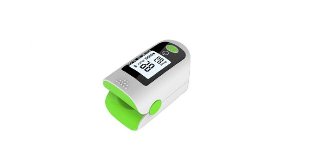Гаджеты для здоровья: пульсоксиметр ChoiceMMed