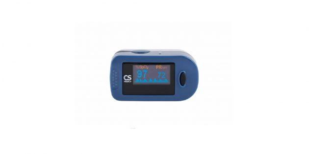 Гаджеты для здоровья: пульсоксиметр CS Medica MD300C2