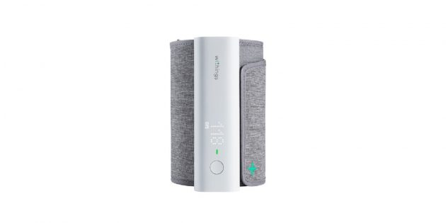 Гаджеты для здоровья: тонометр Withings BPM Connect