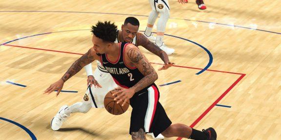 Epic Games Store раздаёт баскетбольный симулятор NBA 2K21
