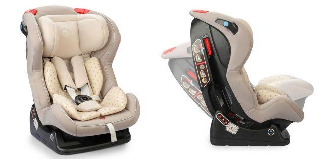Детские автокресла: Happy Baby Passenger V2