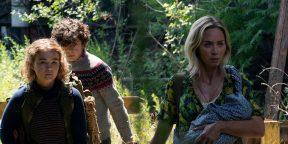 Paramount Pictures показала финальный трейлер фильма «Тихое место 2»