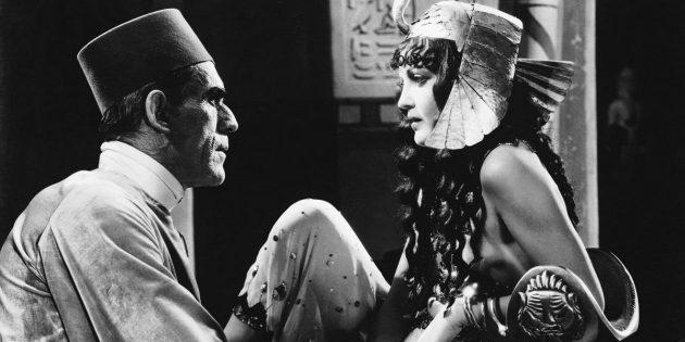 Фильмы про мумий: «Мумия»