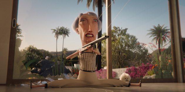 Кадр из 2-го сезона мультсериала «Любовь, смерть и роботы»