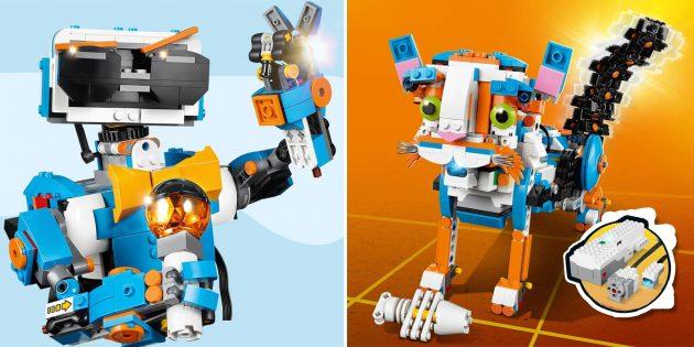 Lego Boost Набор для конструирования и программирования