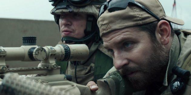 Фильмы про снайперов: «Снайпер»