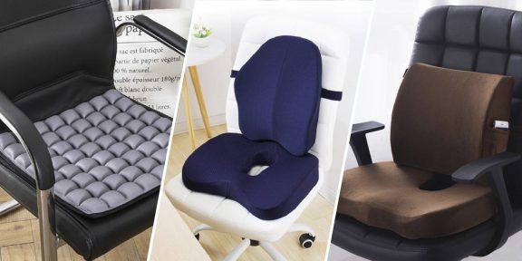 7 ортопедических подушек на сиденья, которые можно купить на AliExpress