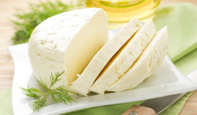 Очень нежный сыр из кефира