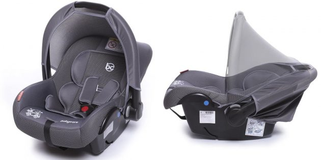 Детские автокресла: автокресло-переноска Babycare Lora