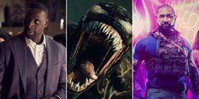 Главное о кино за неделю: «Веном-2», продолжение «Люпена» и не только