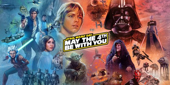 4 мая — день «Звёздных войн». Какой фильм киносаги вы любите больше всего?
